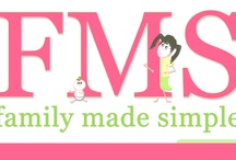 Parenting Tips / by Family Made Simple