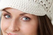 Hats off for you! / Crochet hats in all shapes and sizes.  / by Jeree Phillips