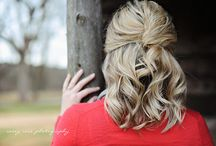 Things I want my hair to do / by Christi Newman