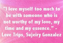 Love Quotes / by Sujeiry