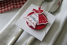 Christmas crafting ideas ♥ / by Marlou McAlees