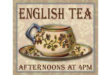 Tea Time / by Ed N Pam Clark