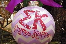 Sigma Kappa / by emily wilkerson