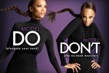 Modeling / by Kateland McIntyre