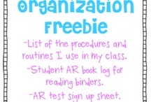 AR (Accelerated Reader) / Organization, management and reading incentives and prizes related to the AR reading program / by Cari Young
