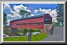 Covered Bridges / by Susan Farren