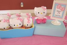 Hello Kitty B-Day Party  / by Lindsey Orlando