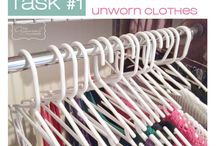 Decluttering / by The Organised Housewife