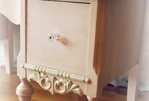 Annie Sloan paint ideas / by Carrie Isola