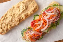 Recipes - Sandwiches / by Diane