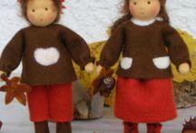 waldorf dolls / by Sarah Berry
