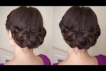 beautiful styles of hair / by Steffiane Halim