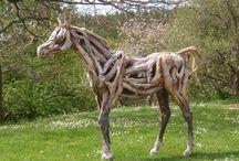 HORSE ART / by Mary Dumke