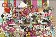 Digi Scrap Products I love! / by Kat Tankersley