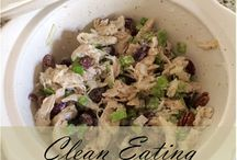 Clean Eating / by Michelle Griffeth