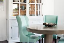 dining room / by Sharon Wood