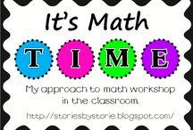 Mrs. Steel's 3rd Grade Class: Math / by Rachael A