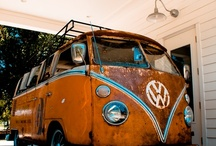 kombi love  / by Nancy Johnson