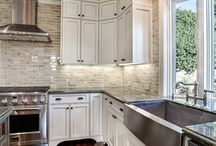 Home: kitchen ideas / by Jessica Ketchum