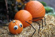 Halloween crafts / by Diego Saavedra