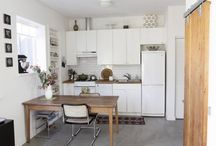 Small Spaces / by Jaime Brown