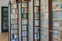 Bookshelves / Bookshelf ideas I love. / by Karen Burns