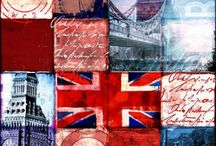 London / by Christine Guenther