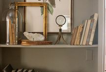 Bookshelf Decor / by Chris Ihde