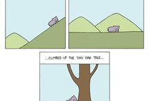 Funnies / Some funny pictures and stories to get through those Mondays.  / by Maggie Lin