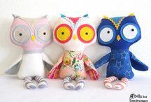 Cushions / Stuffed Toys / original cushions, stuffed toys for kids. Cojines originales y muñecos originales para niños / by todo para mamás blog