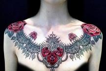 tattoos / by Melanie Hillard