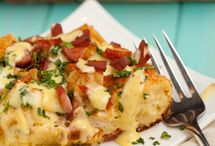 Breakfast - Egg Dishes / Delicious breakfast recipes for B&B meals / by The Haddonfield Inn
