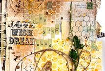 Journaling Art, Ideas & Inspiration / Love this creative art form - new to it, but embracing the possibilities! / by Linda Lifschultz