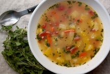 Soups, Stew and Chili / by Linn Cich-Jones