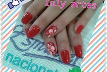 Nails Ioly artes / by Ioly neves