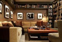 Home Ideas / by Calvin Hobbes