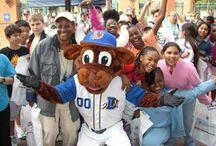 Baseball for Parents and Teachers / Cool baseball themed ideas for teachers, parents, and DIY'ers.  / by Durham Bulls