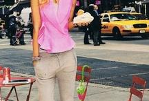 Street Fashion / by Leslie Wilcox