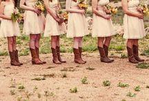 Dream Wedding / by Johnna Bolton