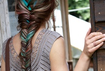 Hair and Make-Up and Nails / by Kristen A
