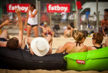 Fatbook / Forget about Facebook, we have Fatbook! Get inspired and share the vibe!  / by Fatboy