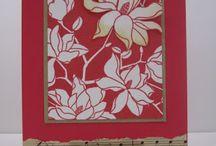 Cards Hero Arts Large Blossom / by Aletta Heij