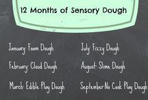 Preschool Sensory Activities / by Mallory Valade