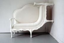funky furniture / unusual furniture / by Julie Fiene