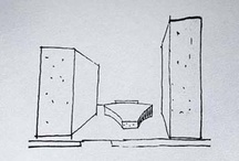Torre Oscar Niemeyer - FGV / A Fundação Getulio Vargas iniciou, em setembro de 2010, a expansão de seu conjunto arquitetônico localizado na Praia de Botafogo, no Rio de Janeiro. Três anos depois, em dezembro de 2013, a construção está completa. Por ocasião do lançamento oficial da pedra fundamental das novas edificações, a FGV, em homenagem ao arquiteto Oscar Niemeyer, batizou o futuro prédio com o seu nome. http://torre-oscar-niemeyer.fgv.br/ / by FGV - Fundação Getulio Vargas