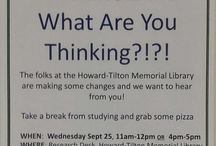 Events @ Howie-T / by Howard-Tilton Memorial Library