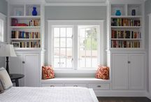 Window seat / by Amanda Stewart