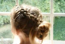 Girls Hair / by Erin McPheeters Forbush