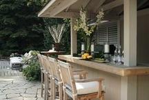 Backyard Ideas / by Kelli Biddle