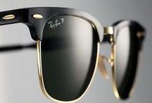 |Glasses & sunglasses | / by Gina Gallardo
